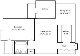 1 bedroom house plans. 2 Bedroom Garden C 1 House Plans