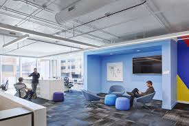 populous americas headquarters office building interior design43 building