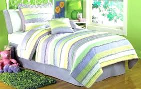 lime green bedding purple and sets quilts quilt set ruffle bed sheets