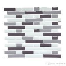 tile self adhesive backsplash diy kitchen bathroom home how to use it easy job