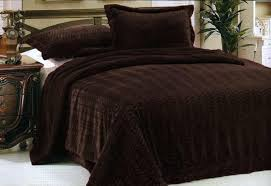 image of faux fur bedding king size