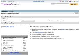 Yahoo Finance Quotes And Info Ssquote Org