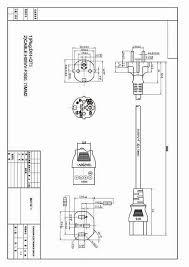 schuko wiring diagram schuko image wiring diagram european vde cee 7 7 en50075 power cord ningbo yunhuan on schuko wiring diagram