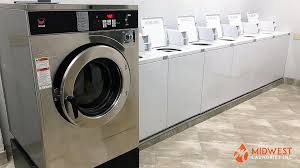 Commercial Washer And Dryer Combo Midwest Laundries Inc New And Used Laundry Equipment Chicago