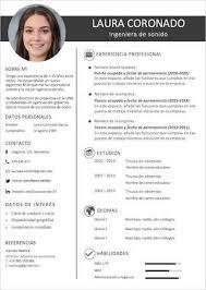 Antes de comenzar a elaborar tu currículum vitae es necesario que primero establezcas el objetivo del mismo, sus funciones y lo que espera encontrar en él la persona responsable de selección dentro de. Plantillas De Curriculum Vitae Gratis Para Descargar En Word 2020