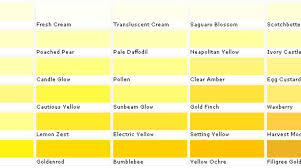 Different Shades Of Yellow Paint 22 images of shades of yellow paint -  billion estates |