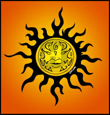 How To Draw A Celtic Sun Design Step By Step Drawing Guide By