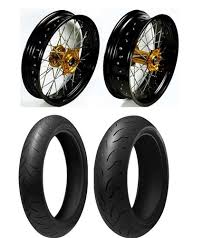 supermoto conversion kit wheels tires motostrano com