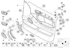 Door trim panel front side airbag sc 1 st realoem online bmw parts catalog
