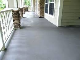 exterior concrete floor paint colours