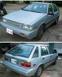 1989 Hyundai Excel Hyundai Car Advertising Excel