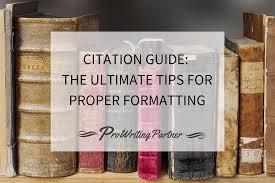 Ultimate Citation Guide Apamlachicago