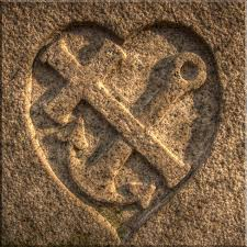 вера надежда любовь Fides Spes Caritas музей ножниц