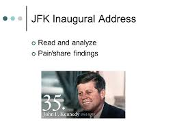 jfk inaugural address essay inductive essay examples general english essays cover letter marked by teachers president john f kennedy s · jfk inaugural address