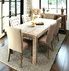 distressed white round dining table white distressed dining room furniture elegant high round table rustic set distressed white round dining