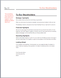 financial report template word annual report template microsoft word templates