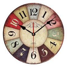 <b>Wooden</b> Clock <b>Wall</b>