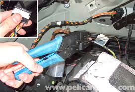 bmw e60 5 series taillight wiring repair (2003 2010) pelican splicing automotive electrical wire at Got A Repair Terminal Harness With Extra Wires