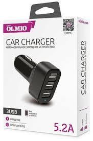 Аксессуар для автомобиля Partner 38714 USB 5.2A, 3USB купить ...