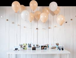 building a balloon chandelier is the perfect way to showcase the people that helped you get through the year those that made it fun those that encouraged