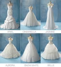 disney princesses wedding dress collection by alfreda angelo love