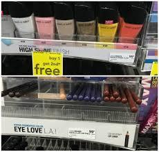 free wet n wild cosmetics at cvs