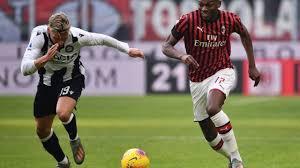 Serie A, Highlights Milan-Udinese: gol e sintesi del match ...