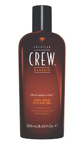 <b>AMERICAN CREW FIRM</b> HOLD STYLING GEL - Esquire Male ...