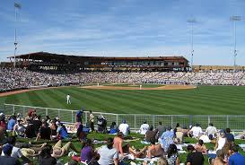 Camelback Ranch In Glendale Dodgers And White Sox Spring