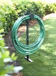 free standing hose hanger fascinating decorative hose stand decorative garden hose holder storage decor liberty decorative hose stand free standing hose