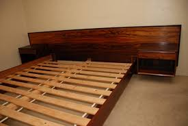 diy king platform bed frame. Image Of: Size King Platform Bed Frame Plans Diy