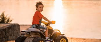 Узнайте — 5 <b>детских электромобилей</b>-внедорожников ...