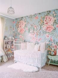 Cute Baby Girl Nursery Idea 21