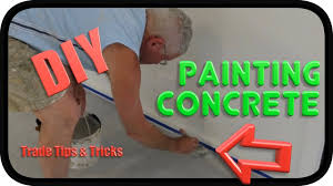 White Knight Paving Paint Colour Chart Prepare Paint Concrete Garage Floor White Knight Ultra Pave How To Diy