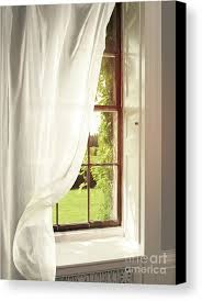 window with curtains blowing. Beautiful Curtains Voile Canvas Print Featuring The Photograph Curtains Blowing In The  Breeze By Amanda Elwell Throughout Window With N