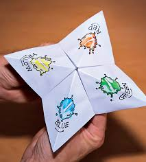 Fold Me Up  Paper Fortune Tellers For Every Age Occasion And Fortune Teller Ideas
