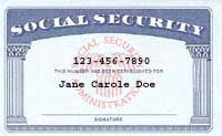 Or Security A Social Stolen Lost To Replace How Toughnickel Card