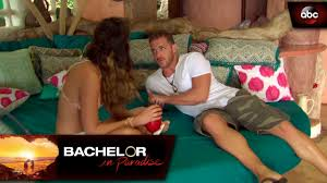 Vinny and Izzy Break Up Bachelor in Paradise YouTube