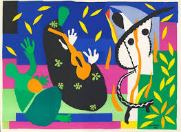 Henri Matisse - Sorrow of the King, 1952 | Trivium Art History