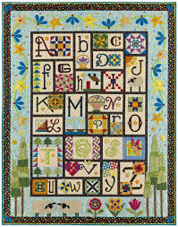 28 best Janet Stone - Quilt Designer images on Pinterest | Basket ... & 2014 BOM from The Quilt Show. I love all of Janet Stone's alphabet quilts  and Adamdwight.com