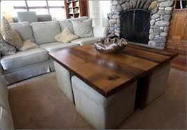 ottoman coffee table