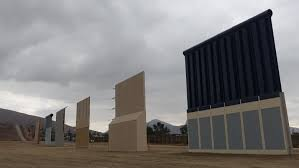 Image result for border wall prototypes designs