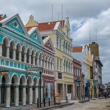 curacao architecture caribbean antilles island