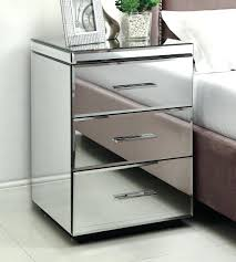 mirrored side table. Glass Mirror Side Table Image Of Bedside Lamps Mirrored Tables Uk R