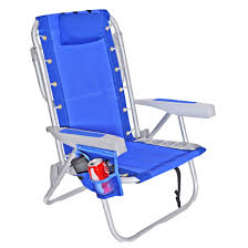 ultimate alum backpack chair with cooler