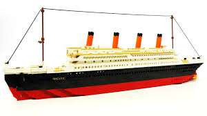 Sluban M38-B0577 Titanic - YouTube