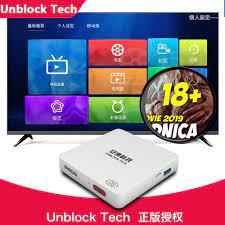 Unblock tech tv box 2020 UBOX Gen7 Chinese tv box 2020 Bluetooth 4.2  WiFi2.4/5G Anbo Box Lifetime free 500+ channels 10000+ film and television  dramas Prison Break Version Multi-screen interaction Seven days back