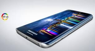 samsung s6 edge. next is screen deep beauty samsung s6 edge