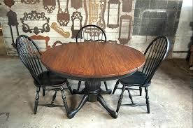 round country dining table expandable round table with leaves french country dining table decor