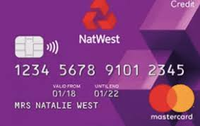 natwest balance transfer credit card